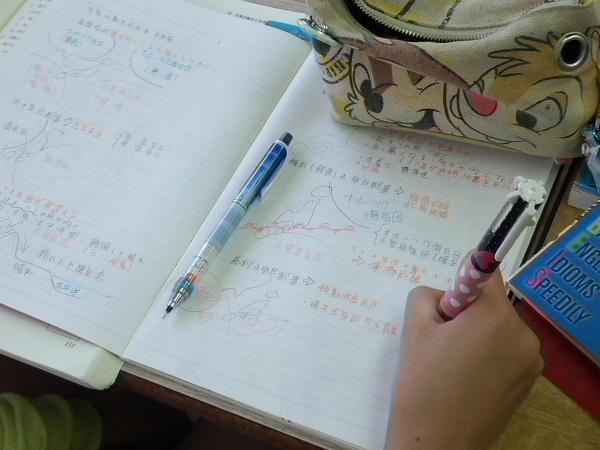 授業ノート