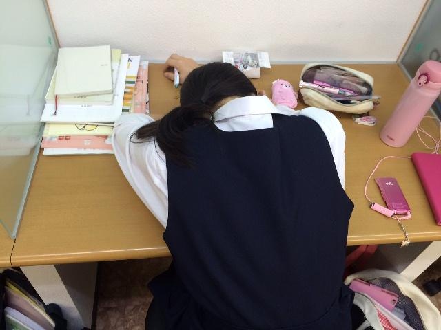 【ブログ】中間考査2(高校生)