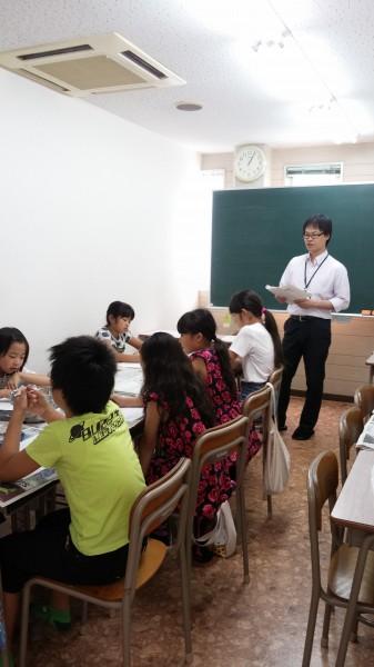 8【ブログ】講習会実験教室