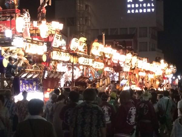 【ブログ】講習会深谷祭り2