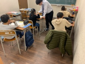 小学生①【冬期講習会】