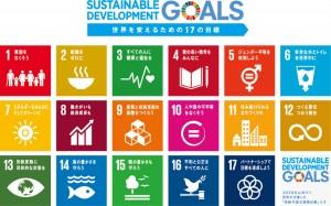 SDGs17の大きな目標